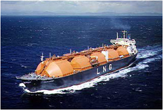 tanker liquefied gas